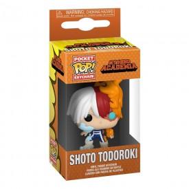 Portachiavi Pop! Keychain Todoroki My Hero Academia
