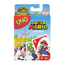 Gioco Carte UNO Super Mario Nintendo