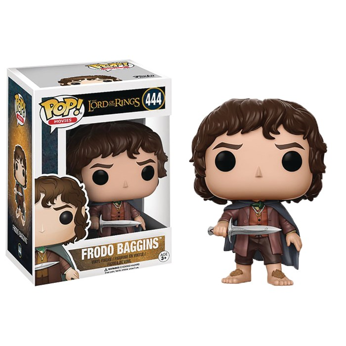 Funko Pop! Figure Frodo Baggins Lord of the Rings 10 cm