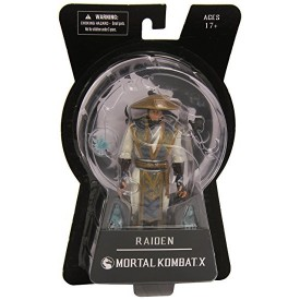 Action Figure Raiden Mortal...