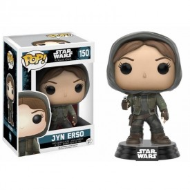 Funko Pop! Figure Jyn Erso (Hooded) Star Wars Figure