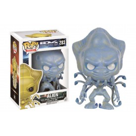 Funko Pop! Exclusive Figure Alien (White Eyes) Independence Day