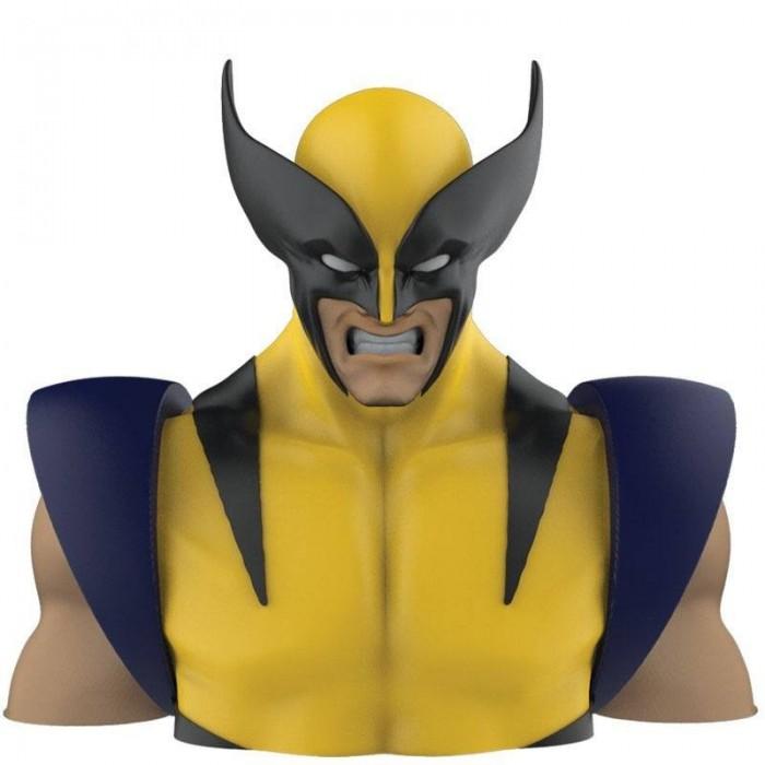Salvadanaio Busto Wolverine Marvel 20 cm