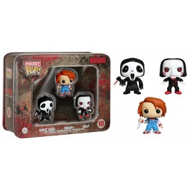 Set 3 Pop! Horror Ghost...