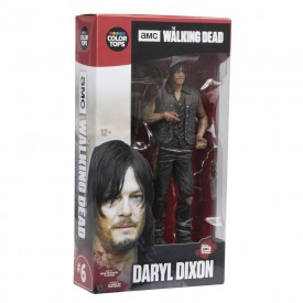Action Figure Daryl Dixon - The Walking Dead 18 cm