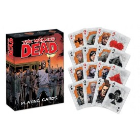 Carte da Gioco The Walking Dead - Versione Fumetto
