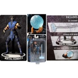 Action Figure Sub-Zero...