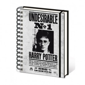 Block-notes Harry Potter Undesirable N°1