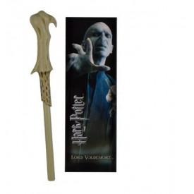 Penna-Segnalibro Bacchetta Lord Voldemort