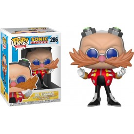 Funko Pop! Figure Dr.Eggman...