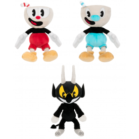 Peluche Cuphead - Personaggio The Devil Funko