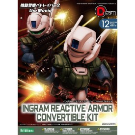 Modellino da Costruire Patlabor 2 The Movie Ingram Body Armor D-Style