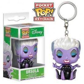 Portachiavi Pop! Funko Ursula (Metallic) Disney