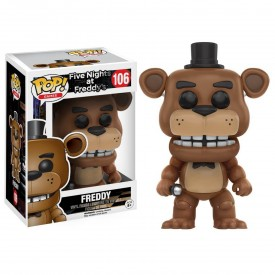 Funko Pop! Figure Freddy Five Nights at Freddy's 10 cm