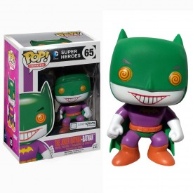 Funko Pop! Loot Crate Exclusive Figure The Joker Batman DC Super Heroes 10 cm