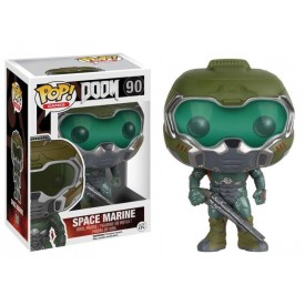 Funko Pop! Figure Space Marine Doom