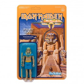 ReAction Figure The Trooper Iron Maiden Pharaoh Eddie 10 cm