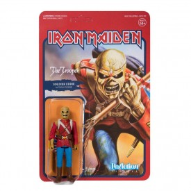 ReAction Figure The Trooper Iron Maiden Soldier Eddie 10 cm