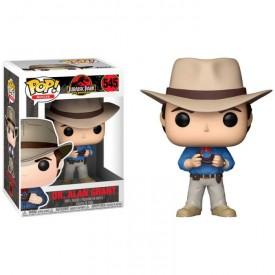 Funko Pop! Figure Dr.Alan Grant Jurassic Park 10 cm