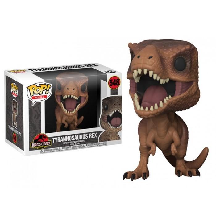 Funko pop figure tyrannosaurus rex jurassic park