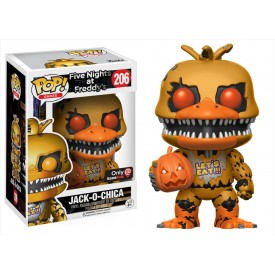 Funko Pop! Figure Jack-O-Chica Five Nights at Freddy's 10 cm