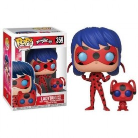 Funko Pop! Figure Ladybug with Tikki Miraculous 10 cm