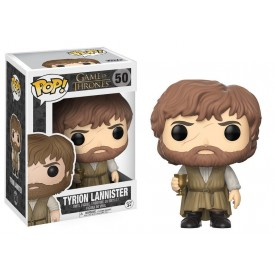 Funko Pop! Figure Tyrion Lannister (New Look) Game of Thrones 10 cm