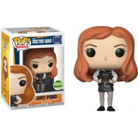 Funko Pop! Exclusive Figure Amy Pond SCE 2018 Doctor Who 10 cm