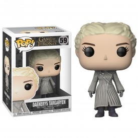 Funko Pop! Figure Daenerys Targaryen (White Coat) Game of Thrones 10 cm