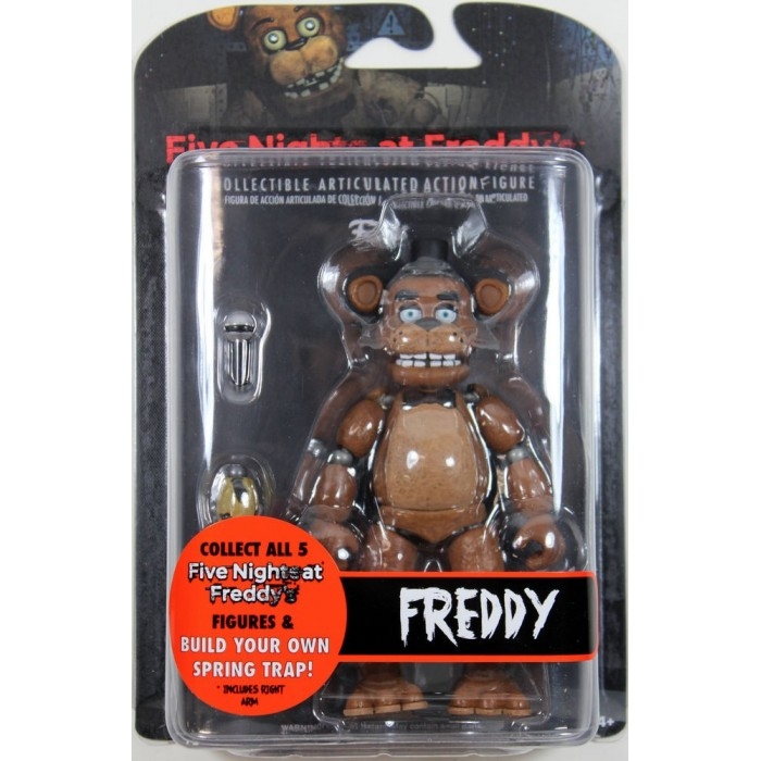 Action Figure Freddy Five Nights at Freddy's