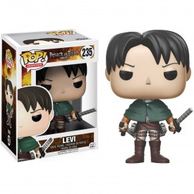 Funko Pop! Figure Levi Attack On Titan