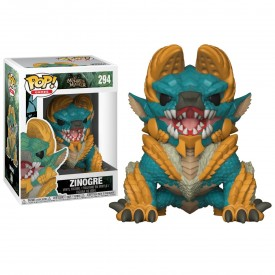 Funko Pop! Figure Zinogre Monster Hunter World 10 cm