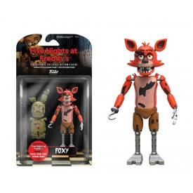 Action Figure Foxy Five...