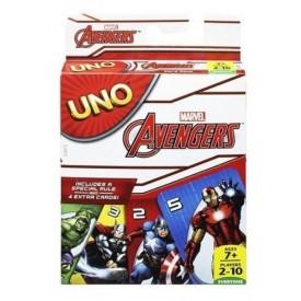 Gioco Carte UNO Avengers Marvel