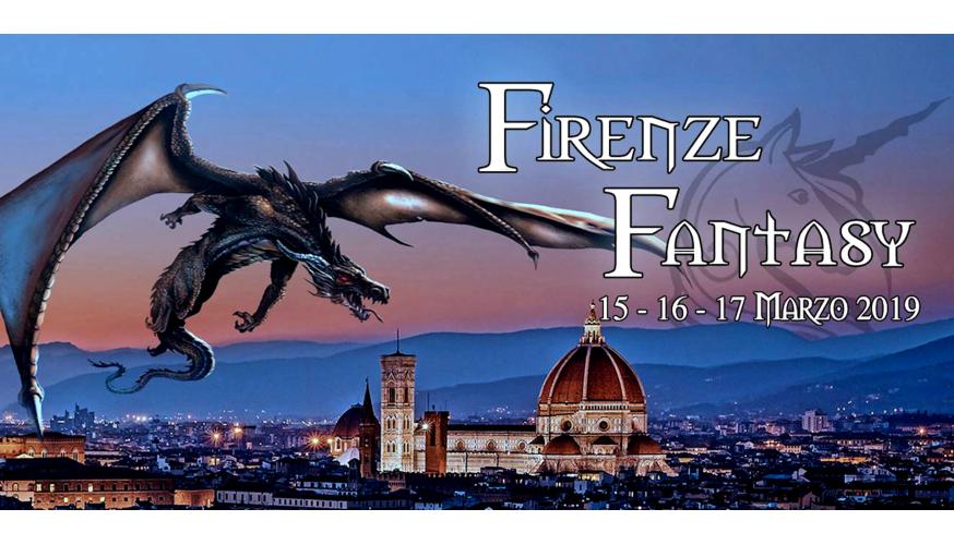La Loggia Nerd al Firenze Fantasy